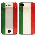 i-PAINT HARD CASE+SKIN ITALIA  iPHONE 4/4S