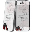 i-PAINT HARD CASE+SKIN MAIRILYN i-PHONE 5/5S