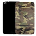 i-PAINT GENIUS CASE BOOK CAMO SAMSUNG TAB 3 8''
