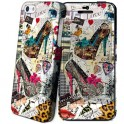 i-PAINT HARD CASE+SKIN WHAT WOMEN WANT i-PHONE 5/5S