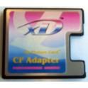 INTEGRAL ADAPTOR xD - CF CARD