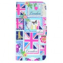 ACCESSORISE IPAC-DI-LOVELDN-I6 DIARY BOOK CASE LOVE LONDON i-PHONE 6