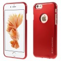 MERCURY i-JELLY METAL CASE iPHONE 7+ RED
