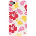 PAT SAYS NOW 4037 HAWAIIANA CLIP ON CASE iPHONE 4/4S