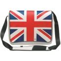 PAT SAYS NOW 9070 UK UNION JACK LAPTOP CARRIER 8''-13.4''