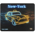 T'nB TSNNY NEON NEW YORK MOUSE PAD