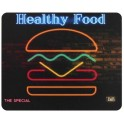 T'nB TSNBURGER NEON BURGER MOUSE PAD