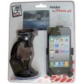 2GO 794294 CAR HOLDER FOR iPHONE 3GS/4G/4S BLACK