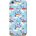 BENJAMINS SOFT TPU CASE BJ7-UNICORN iPHONE 6/6S/7/8/SE 2020 UNICORN