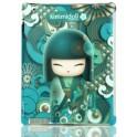 KIMMIDOLL 3074 iPAD 2/3/4 CLIP ON COVER YOSHIKO-BUENA SUERTE
