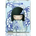 KIMMIDOLL 3340 i-PAD MINI CLIP ON COVER KYOKA-FELICIDAD