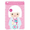KIMMIDOLL JUNIOR 3876 iPAD 2/3/4 CLIP ON EVIE