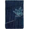 GOLLA G-1069 POCKET DENIM GARY DARK BLUE  iPHONE 4/4S