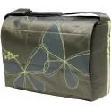"""GOLLA G-334 LAPTOP BAG FLUTTER DARK GREEN 15.6"""""""