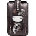 KIMMIDOLL 2558 ECOLEATHER XL MAKI-MAJESTUOSA SAMSUNG S3/S4