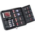 HAMA 49917 MULTI MEMORY CARD CASE MAXI
