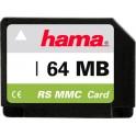 HAMA RS MMC 64MB ΚΑΡΤΑ ΜΝΗΜΗΣ
