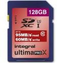 INTEGRAL SDXC UPRO 128.0GB CLASS 10 95/60MB ΚΑΡΤΑ ΜΝΗΜΗΣ