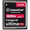 INTEGRAL CF 64.0GB ΚΑΡΤΑ ΜΝΗΜΗΣ ULTIMA PRO 800x
