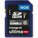 INTEGRAL SDHC 16.0GB C10 10/90MB ΚΑΡΤΑ ΜΝΗΜΗΣ