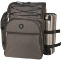 JEEP JP 3037 PIC NIC BAG & BLANKET GRAY