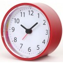 PLATINET PZASUR ALARM CLOCK SUNDAY-RED