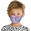 PROFILED KIDS 8-12 COTTON FACE MASK DINO