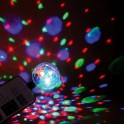 OMEGA OMBM MAGIC DISCO BALL COLOURFUL LIGHT 4W USB TO MICRO USB