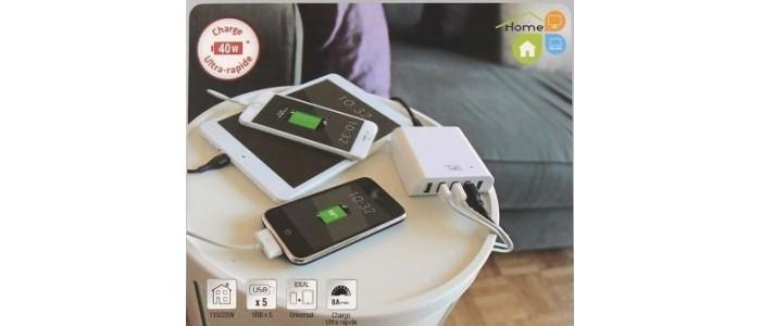 Φορτιστές Ρεύματος USB & Σετ Φόρτισης