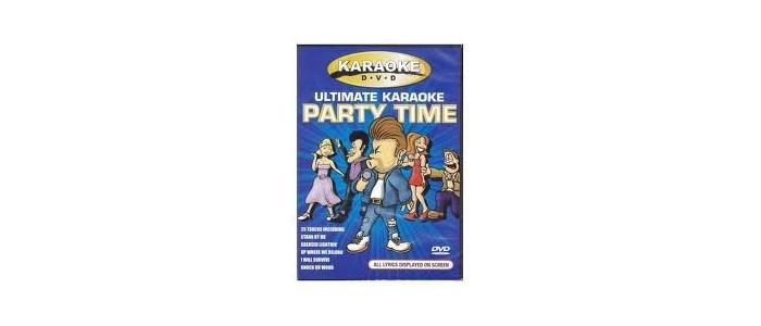 Δίσκοι DVD Karaoke