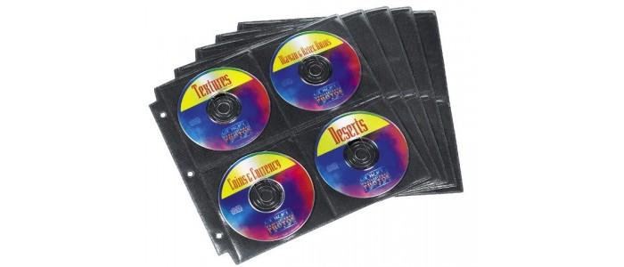 Αξεσουάρ για Φορητές Θήκες CD