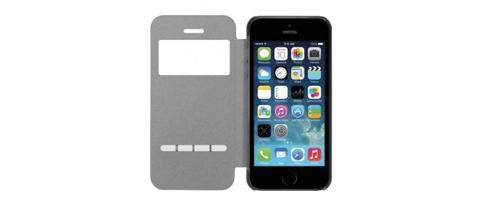 Apple iPhone 5/5S/5SE Flip & Book Θήκες