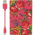 ACCESSORIZE POWER BANK ROSE PINK 2.200mAh PBAC-2K-ROSEPINK