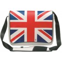 PAT SAYS NOW 9070 UK UNION JACK LAPTOP CARRIER 8''-13.4''