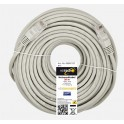 HEITECH 09002127 ΚΑΛΩΔΙΟ CAT5 NETWORK 20.0m BULK GRAY