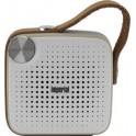 IMPERIAL BAS 4 BLUETOOTH SPEAKER FM+MICRO SD WHITE-BROWN