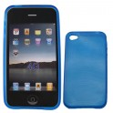 2GO 794156 TPU CASE BLUE iPHONE 4/4S
