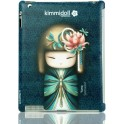 KIMMIDOLL CLIP ON COVER 3319 iPAD MINI 1/2/3 RETINA YUNA-SERENIDAD