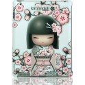 KIMMIDOLL 3333 i-PAD MINI CLIP ON COVER YUMIKA-BONDAD