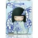 KIMMIDOLL 3340 i-PAD MINI CLIP ON COVER KYOKA-FELICIDAD