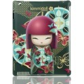 KIMMIDOLL 3357 i-PAD MINI CLIP ON COVER SONOMI-AMISTAD