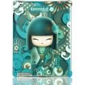 KIMMIDOLL 3371 i-PAD MINI CLIP ON COVER YOSHIKO-BUENA SUERTE