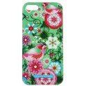 CATALINA ESTRADA 3401 CLIP ON PAJARO VERDE iPHONE 4/4S