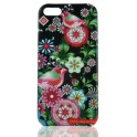 CATALINA ESTRADA 3432 CLIP ON PAJARO NEGRO iPHONE 4/4S