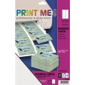 HAMA 50401 PRINT ME BUSINESS CARD 100pcs