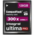 INTEGRAL CF 128.0GB ULTIMA PRO 300x ΚΑΡΤΑ ΜΝΗΜΗΣ