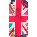ACCESSORIZE IPAC-C1-UNJK-4S-DB CLIP ON CASE iPHONE 4/4S UNION JACK