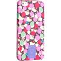 HELLO KITTY LIBERTY IPLK-C1-PAPP-I5 CLIP ON CASE iPHONE 5/5S/5SE PINK APPLE