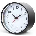 PLATINET PZASUB ALARM CLOCK SUNDAY BLACK