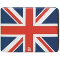 """PAT SAYS NOW 4648 UK UNION JACK POUCH TABLET 10"""" & iPAD"""